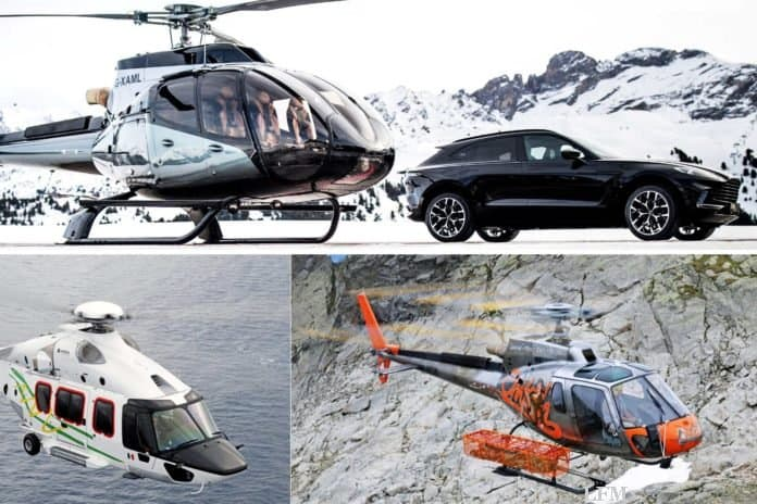 Airbus Helicopters auf der Heli-Expo