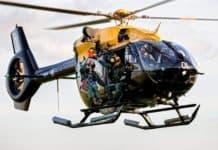 H145 für militärische Pilotenschule UKMFTS in Großbritannien