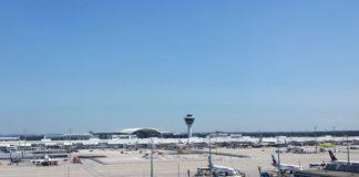 Flughafen München begrüßte Condor-Rettung