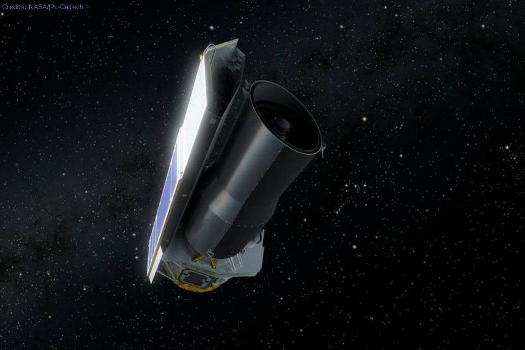 Infrarot-Weltraumteleskop Spitzer