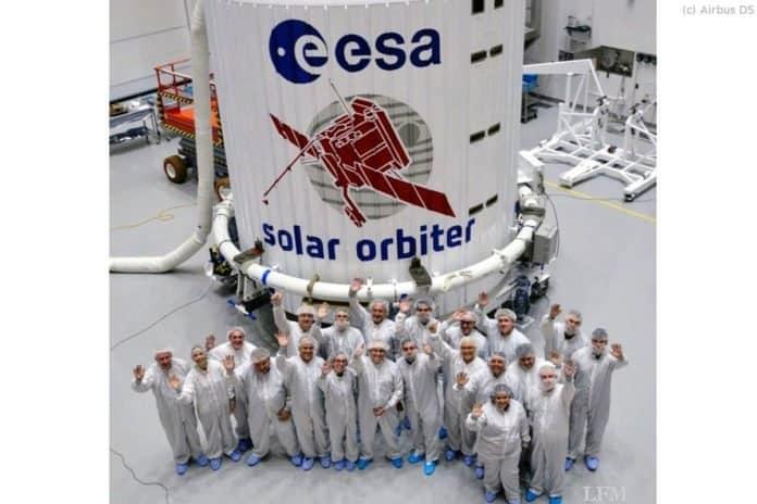 Solar Orbiter: Reise zum Mittelpunkt des Sonnensystems