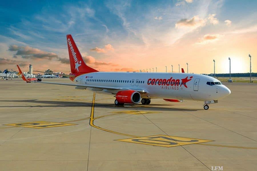 Corendon fliegt ab Airport Weeze zu weiteren Zielen