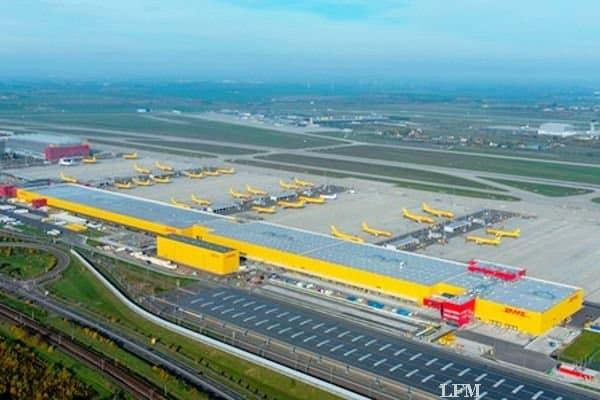 Amazon am Airport LEJ: Beginn für Cargo-Halle