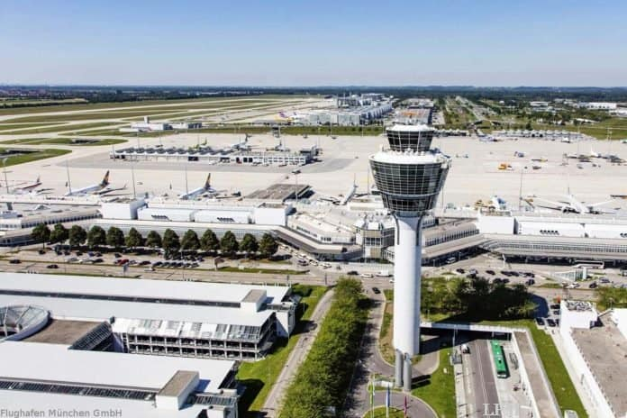 Flughafen München: Terminal 1 geschlossen