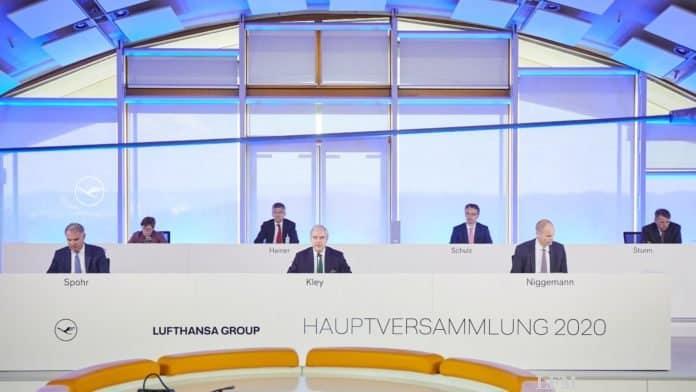 Hauptversammlung der Lufthansa AG