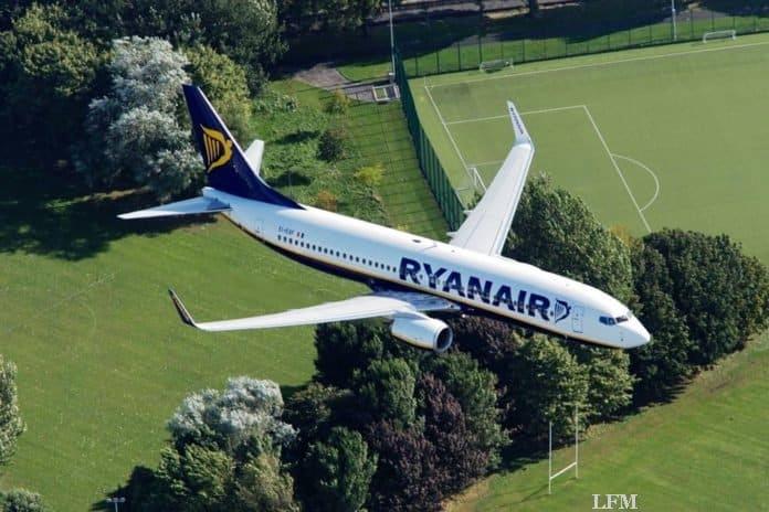 Ryanair startet Flugbetrieb ab Juli