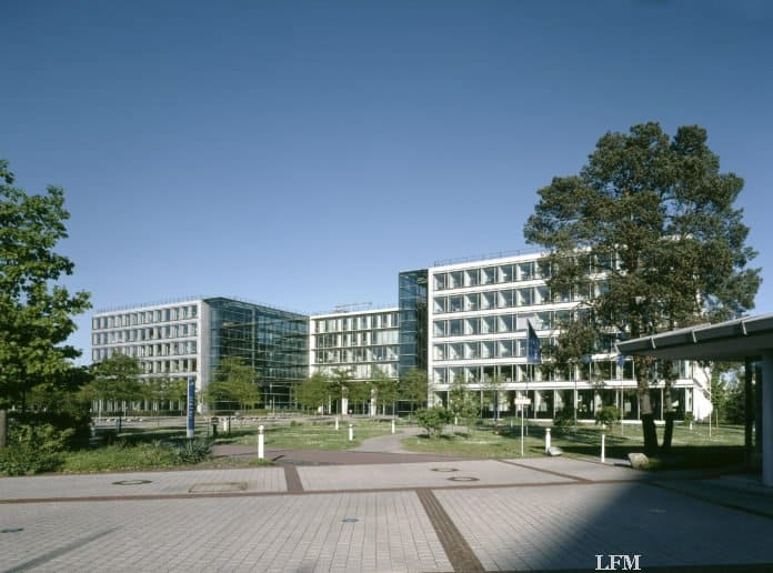 DFS-Unternehmenszentrale Langen (Quelle: DFS Deutsche Flugsicherung GmbH)