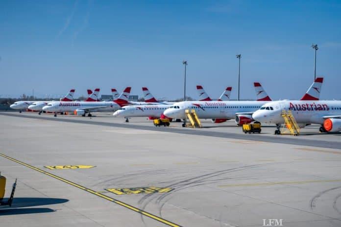 Austrian Airlines Flotte