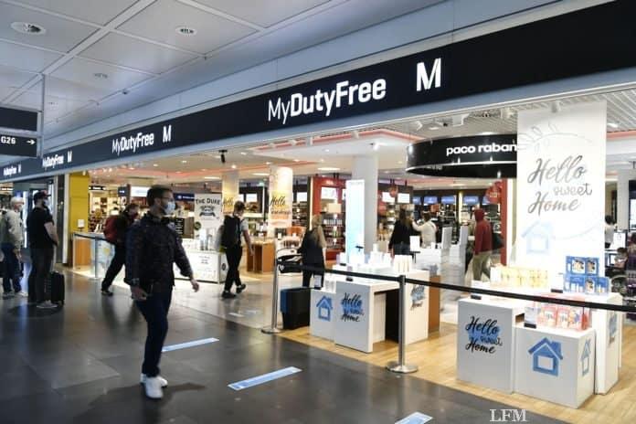 MyDutyFree am Flughafen München bietet eine große Auswahl an Parfüms, Kosmetik, Accessoires und Genussmitteln täglich zwischen 7:30 Uhr und 19 Uhr.