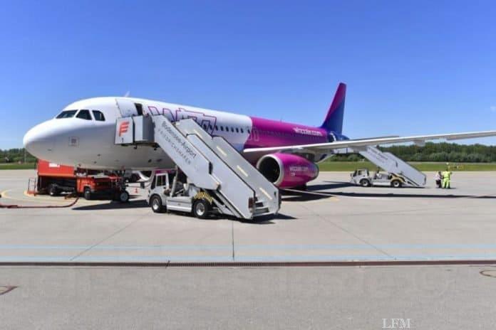 Wizz Air fliegt Belgrad bald direkt ab Bodensee Airport