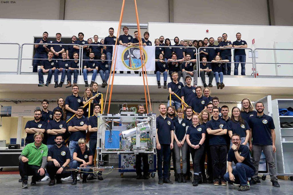 REXUS/BEXUS.Programm: Studierende aus den Natur- oder Ingenieurwissenschaften mit Ideen für ihr eigenes Weltraumexperiment