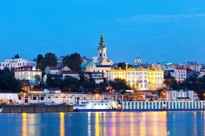 Wizz Air fliegt nach Belgrad ab Köln Bonn Airport