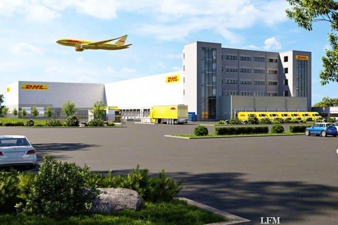 Airport München: DHL baut Expressfracht aus