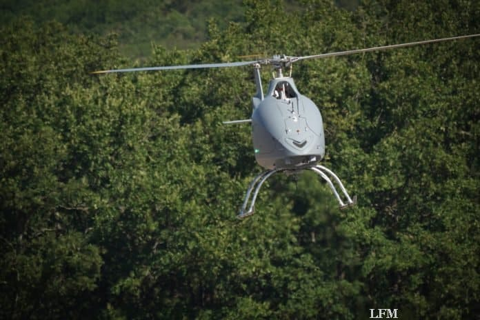 VSR700-Prototyp (UAS) von Airbus Helicopters