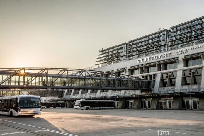 Flughafen Stuttgart Terminal 1