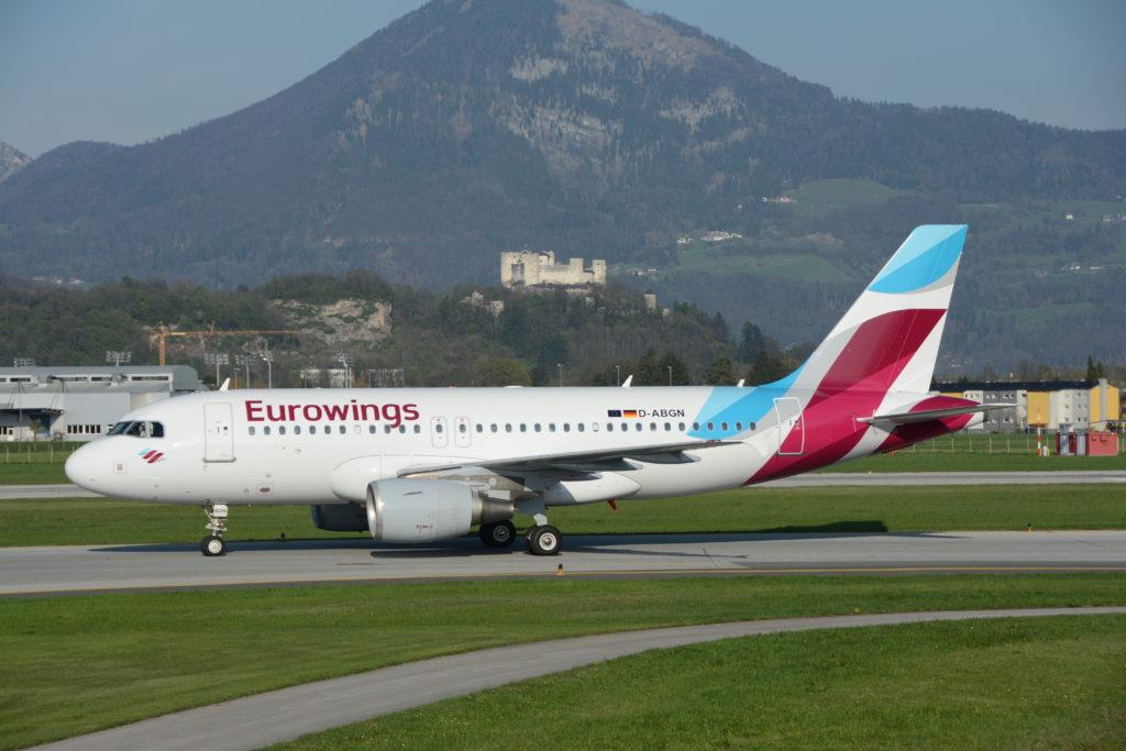 Eurowings bietet viele Sonnenziele im Sommer an