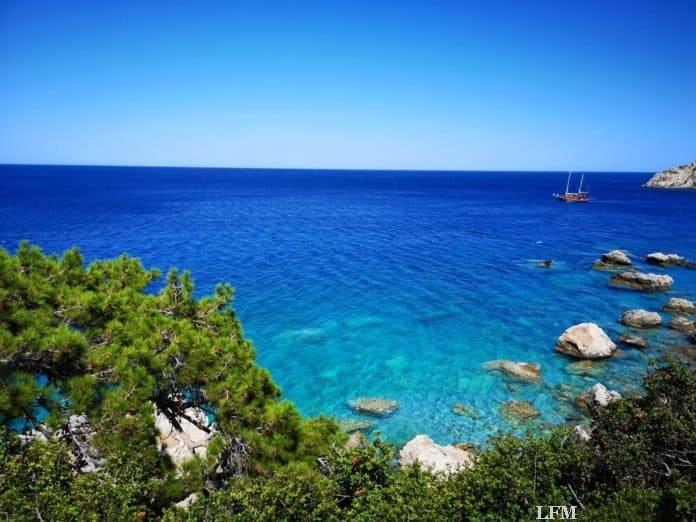 Beliebtes Reiseziel: Die griechische Insel Karpathos