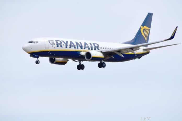 Ryanair bietet Direktflug Dortmund - Wien