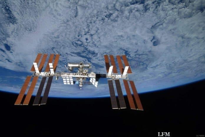 ISS-Nutzung von ESA und Airbus