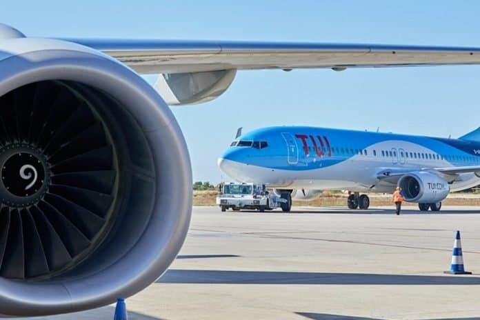 TUI-fly fliegt wieder ab Hamburg Airport