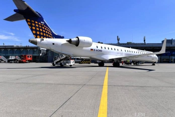 Lufthansa bindet Bodensee-Airport wieder täglich an