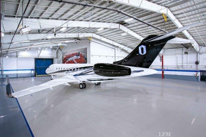Bombardier Business Jet Global 5500 erreicht US-Markt