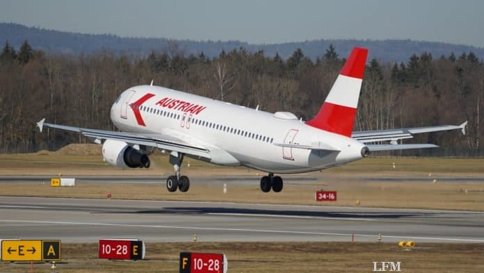 Austrian Airlines OE-LBO
