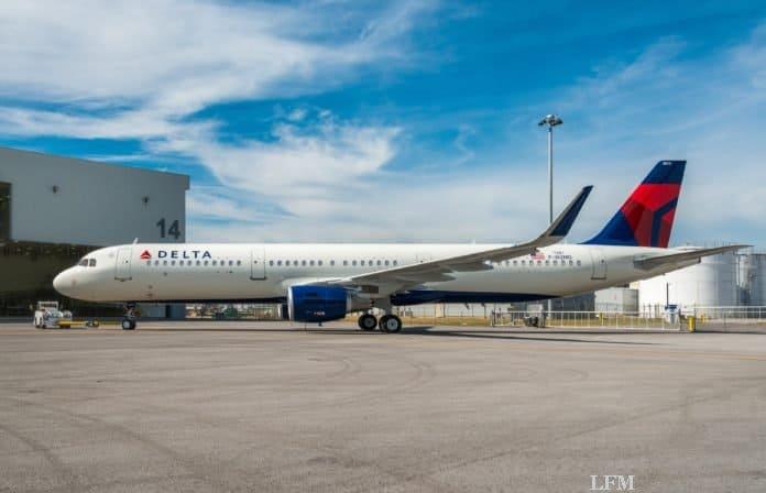 Delta Air Lines lässt Mittelsitze in Corona-Zeiten frei