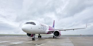 Wizz Air am Dortmund Airport