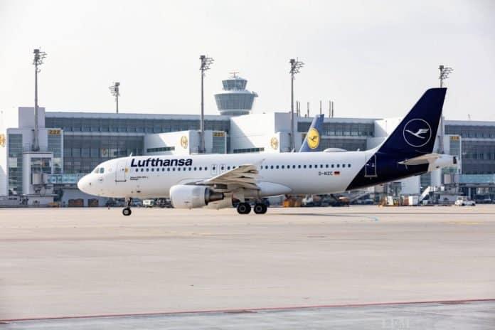 Lufthansa erweitert Flugplan ab Flughafen München