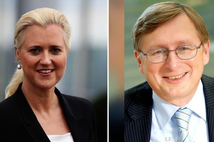Angela Titzrath und Michael Kerkloh werden gerichtlich bestellte Lufthansa-Aufsichtsräte vom Bund