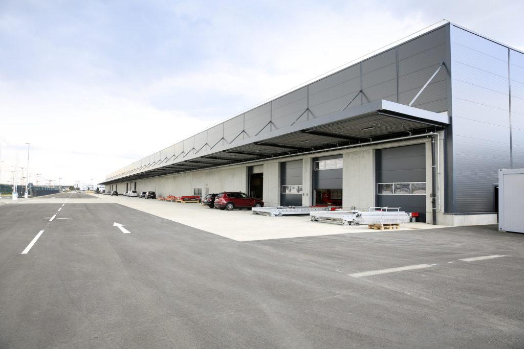 Swissport Halle