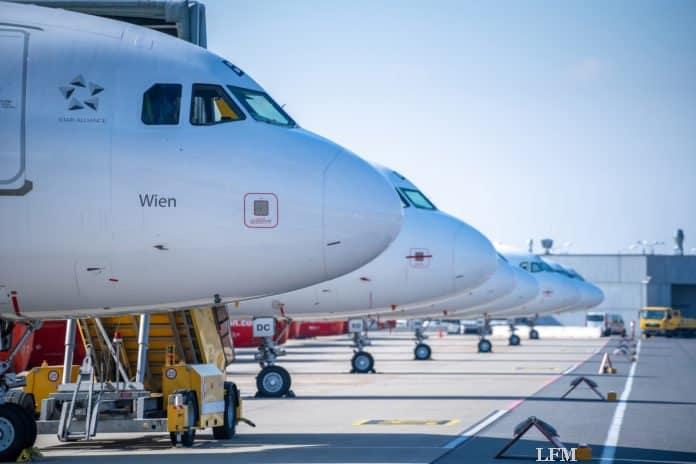Austrian Airlines Flotte13