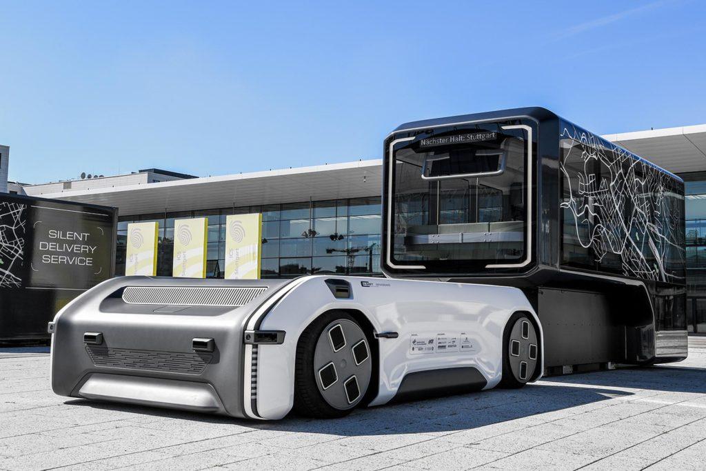 Mobilität von morgen soll nachhaltiger, effektiver und komfortabler sein