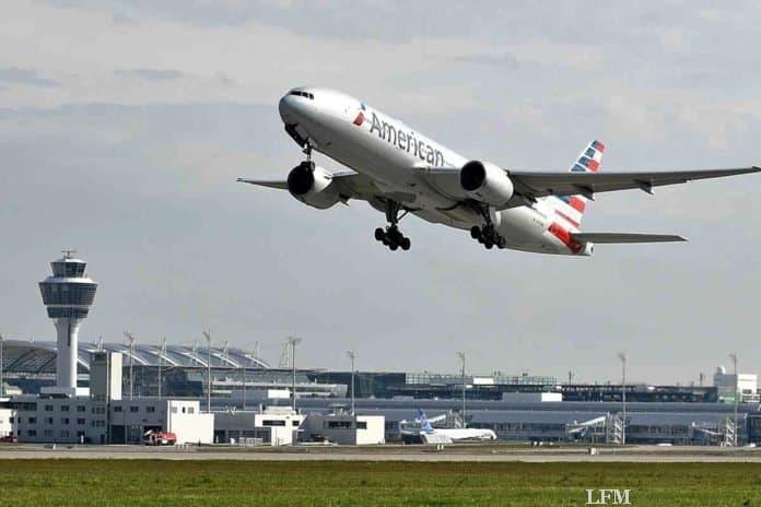 American Airlines mit täglichem Frachtflug in München