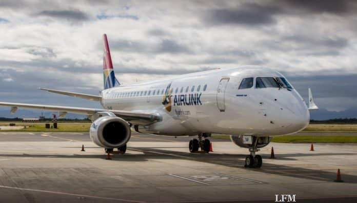 Airlink E190 (Foto: Emirates)