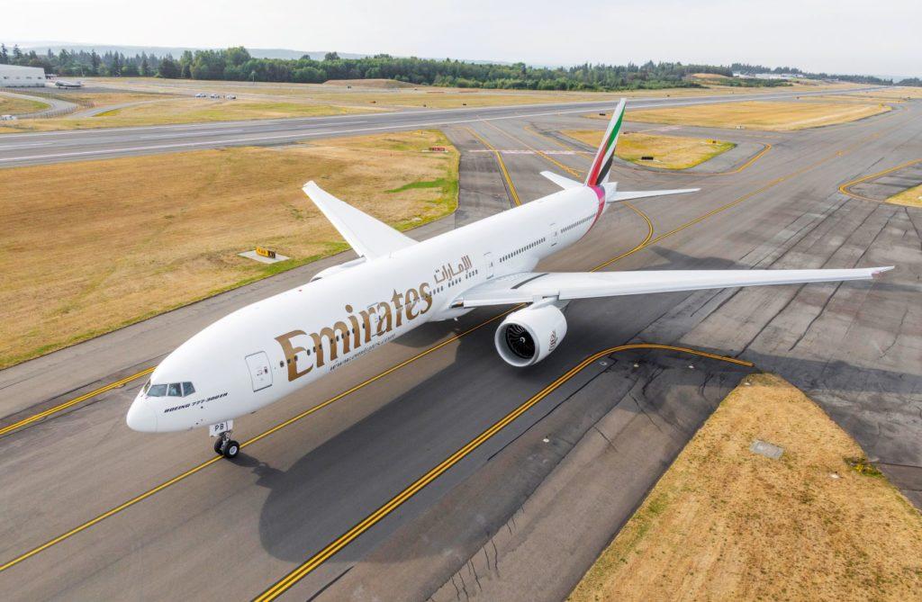 Emirates Boeing 777-300ER (Foto: Emirates)