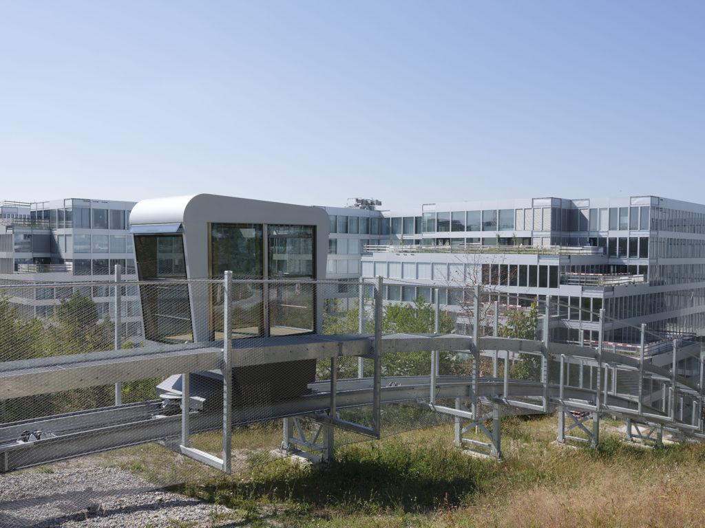 Flughafen Zürich Flughafenpark
