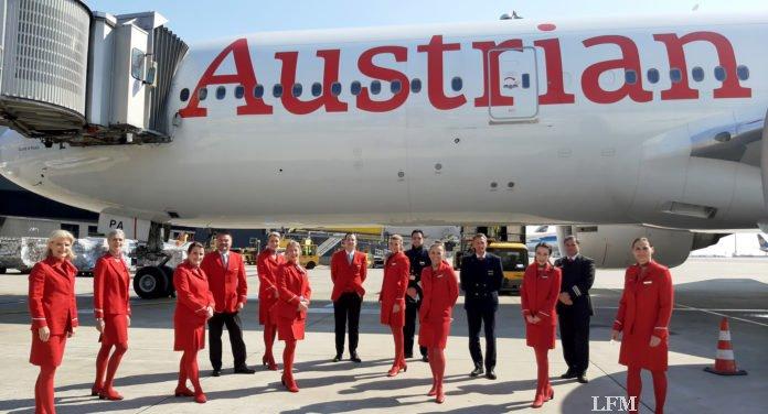 Austrian Airlines Repatriation Flight Washington1