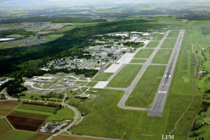 Luftbild Baden Airpark