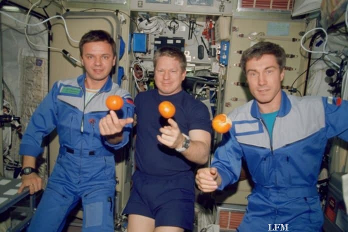 Expedition 1 – Sie haben die ISS zum Leben erweckt