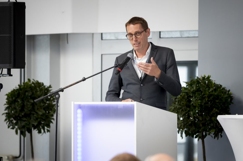 Thomas Mayer Geschäftsführer der IDRF e.V.
