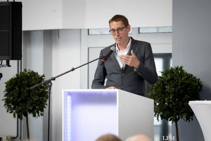 Thomas Mayer, Geschäftsführer der IDRF e.V.