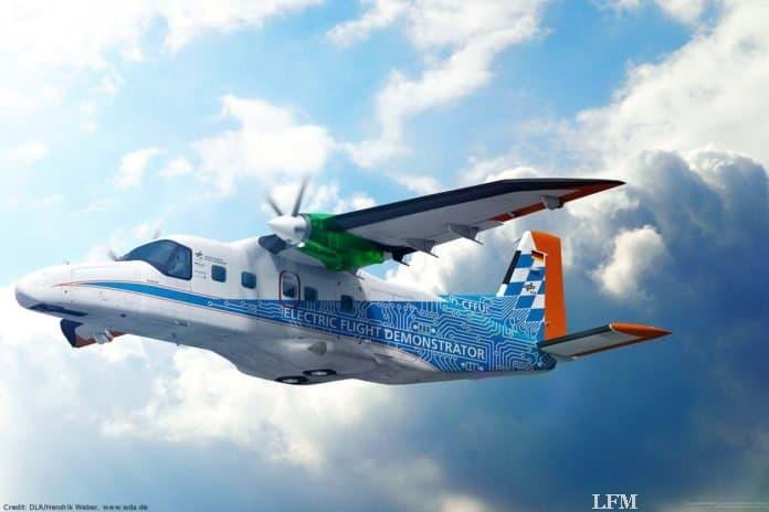 MTU arbeitet an Flugantrieb mit Wasserstoff
