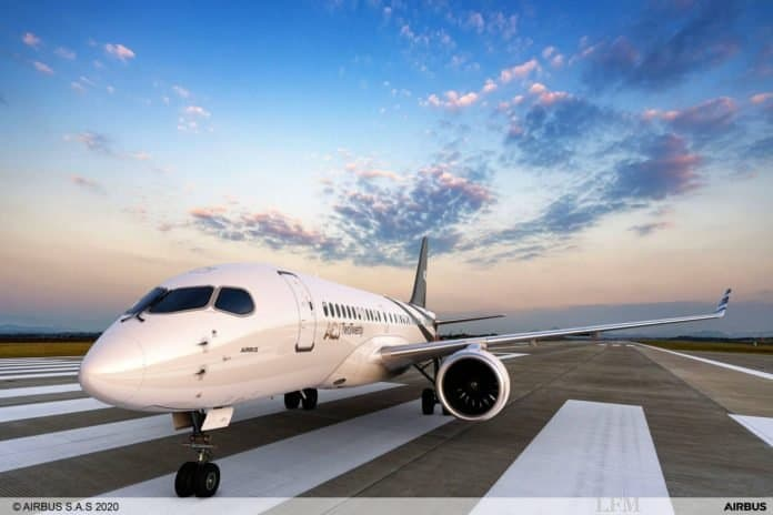 Airbus Corporate Jets TwoTwenty: A220 Business Jet