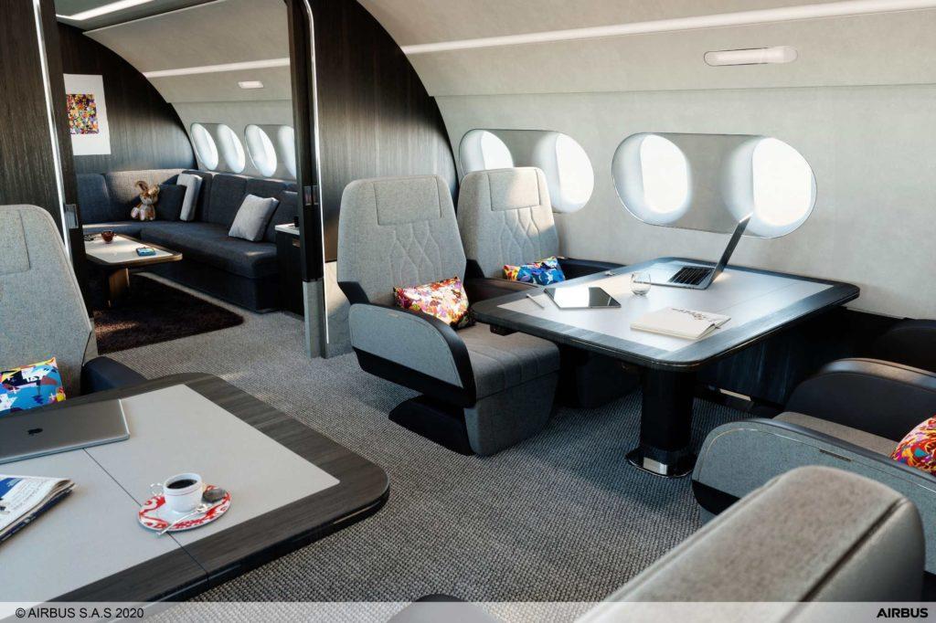 Airbus Corporate Jets TwoTwenty