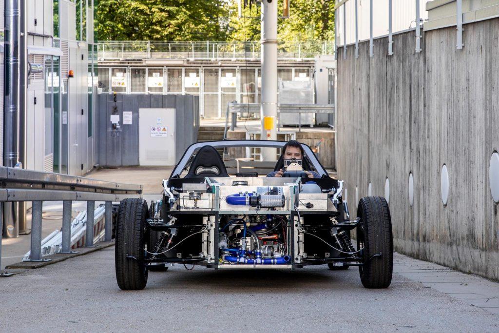 Making-of des Safe Light Regional Vehicle (SLRV)