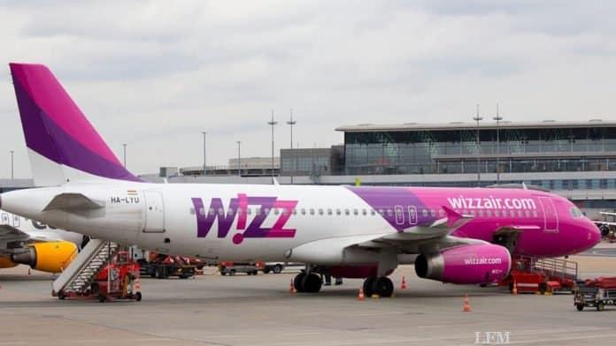 Wizz Air fliegt ab Hamburg Airport nach Riga, Vilnius und Chişinău