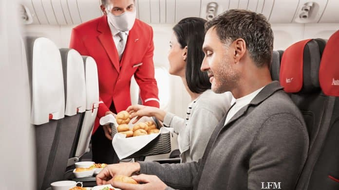 Austrian Airlines Catering