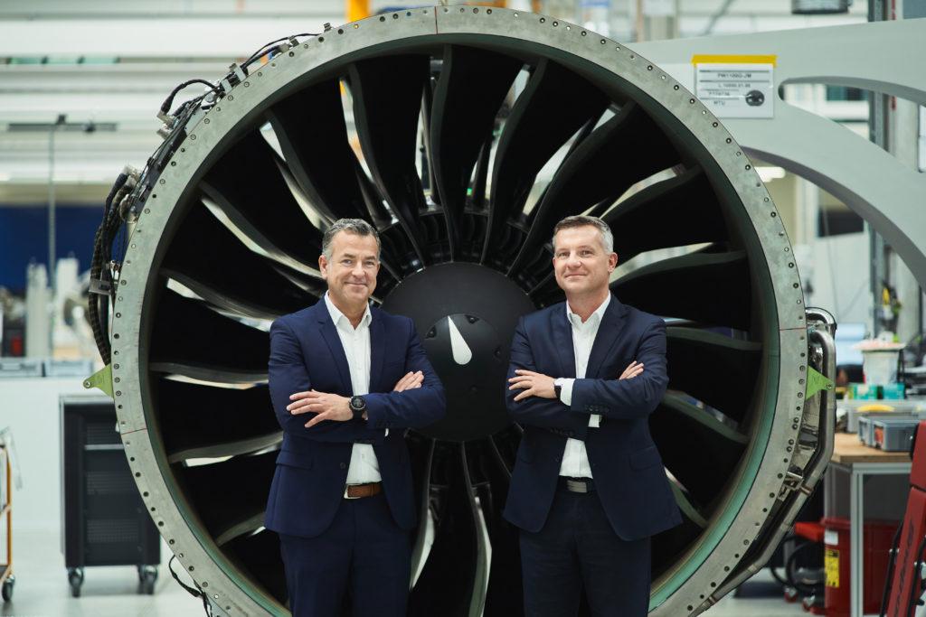 EME Aero Managing Directors